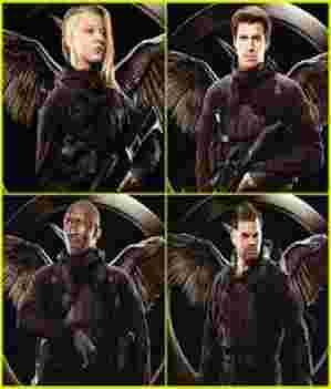 Hunger Games movie torrent